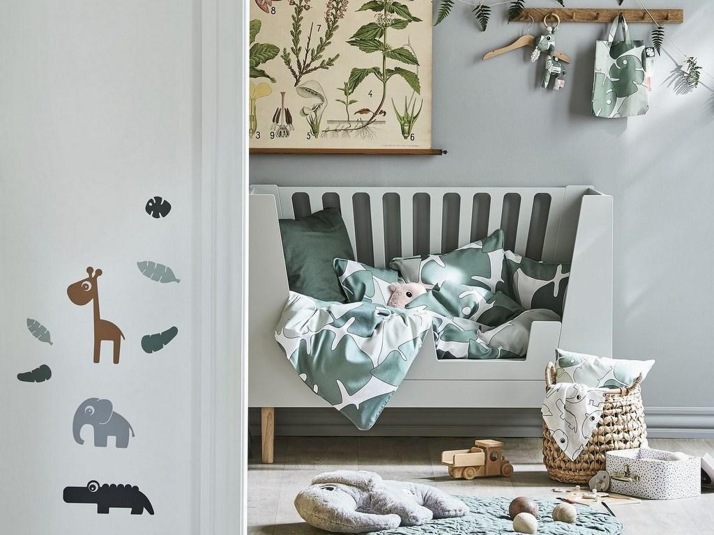 Décoration de chambre de bébé : Comment réussir la décoration de la chambre de nôtre bébé ?